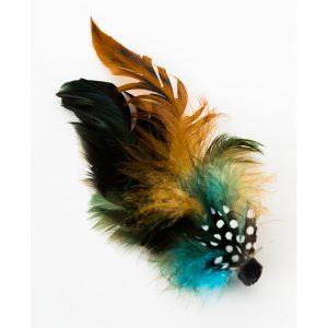 tocados de plumas