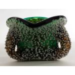 cuenco de Murano con textura exterior